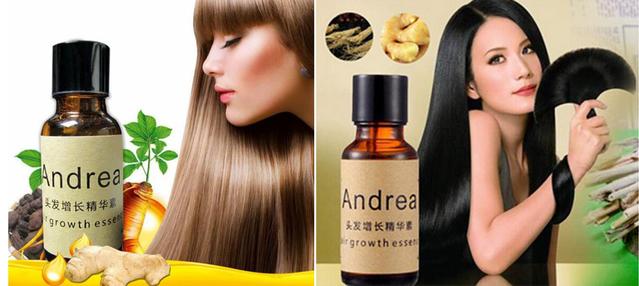 Для роста волос andrea